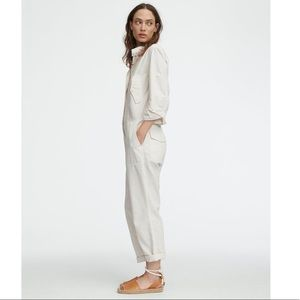 rag & bone Morris Jumpsuit size S